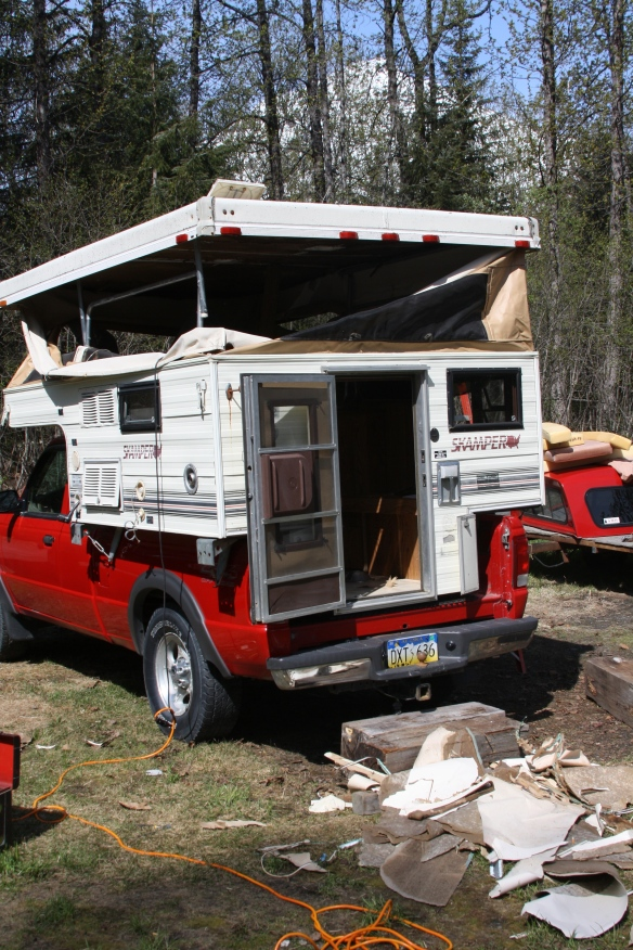 "This will be a long, technical post geared more towards those individuals who like turning wrenches and are skilled at it.  Ken has done all the mechanical work on the truck and the camper except for a very few things. … <a href=""http://30forthirty.org/2012/10/01/truck-and-camper-modification/"">Continue reading <span>→</span></a><img alt="""" border=""0"" src=""http://stats.wordpress.com/b.gif?host=30forthirty.org&blog=38744731&post=135&subd=aktoar&ref=&feed=1"" width=""1"" height=""1"">"