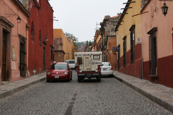"We reunited with Joe and Kylee of Patagonia or Bust in San Miguel Allende after spending a few days stretching our legs in the windy, hilly streets of Guanajuato. After spending two lazy days catching up, updating our blogs, and … <a href=""http://30forthirty.org/2012/11/12/the-tale-of-cuatro-gringros-and-the-oaxacan-curse/"">Continue reading <span>→</span></a><img alt="""" border=""0"" src=""http://stats.wordpress.com/b.gif?host=30forthirty.org&blog=38744731&post=218&subd=aktoar&ref=&feed=1"" width=""1"" height=""1"">"
